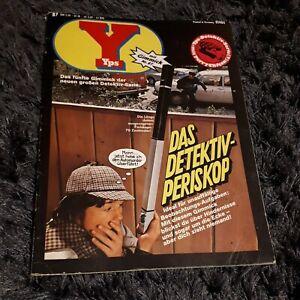 YPS Heft 87 mit Magazin, Ragnar Comic + POSTER 1976