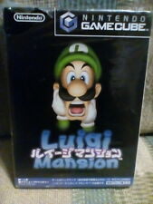 Luigi's Mansion (Nintendo GameCube 2001) Japanese Version Factory Sealed New