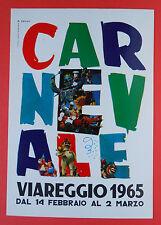 7302) Viareggio Carnevale 1965 - Illustratore P. Togni