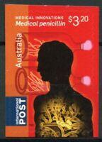 Australia Medical Innovations Stamps 2020 MNH Penicillin 1v S/A Set