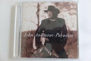 John Anderson Paradise CD 1996 US Release