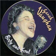 Body and soul [CD] Sarah Vaughan
