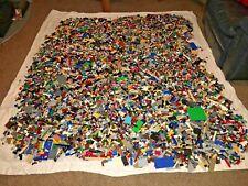 2+ Pound Lb Lbs Random Lego Lot Mixed Bulk Great Tools Pounds Educational Lego