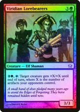 Viridian Lorebearers FOIL Fifth Dawn NM Green Uncommon MAGIC MTG CARD ABUGames