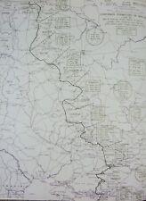 More details for massive defences & russian order of battle front 1943 unique hardback war map