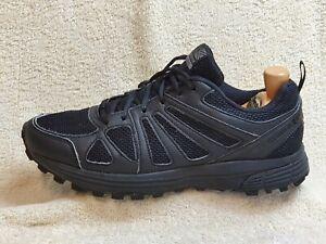 Karrimor Caracal mens Trail trainers Black UK 9 EUR 43 US 10