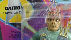 "Dathon ""Darmok""  Temba, His Arms Wide Open Star Trek Next Gen Playmat MOC TNG 93"
