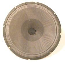 """vintage STEWART-WARNER 91-1117 RADIO:  Working 12"""" FIELD COIL SPEAKER 653 OHMS"""
