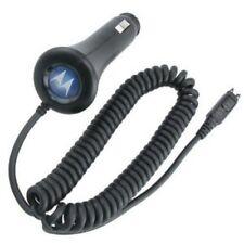 Caricabatterie da auto telefono cellulare motorola SYN0707B