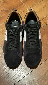 Bally Men's Leather /Suede Tennis Shoes (10)