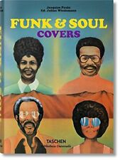 Funk and Soul Covers by Joaquim Paulo (2015, Hardcover)-Joaquim Paulo