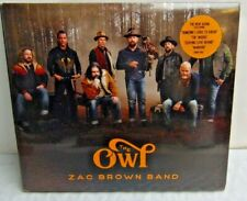 Zac Brown Band The Owl CD Album 2019 Physical Factory Ready 2 Ship