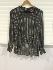 French Connection Blouse Top Size 8