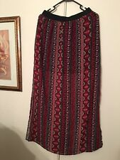 NWT H&M Long Maxi Skirt In Size 10