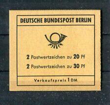 Berlin MH MiNr 7 b postfrisch, geschlossen