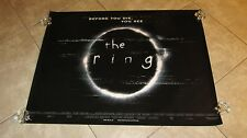 The Ring movie poster (a) Naomi Watts poster, Horror