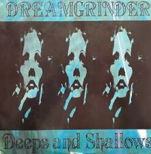 "Dreamgrinder-Deeps And Shallows Vinyl 12"" Single.1990 Product Inc INC X004."