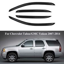 Fit for Chevrolet Chevy Tahoe 2007-2014 Vent Window Visor Rain Guard Weat 00004000 her Kit