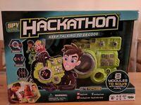 Spy Code Hackathon Electronic Game - NEW