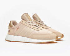 NEW ADIDAS I-5923 RUNNER MEN'S BOOST RUNNING SHOES B43526 TAN LEATHER SIZE 9