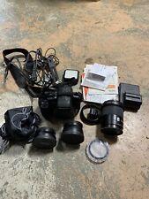 Sony Alpha a350 14.2MP Digital SLR Camera - Black (Kit w/ DT 18-70mm Lens)