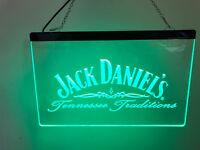Jack Daniel's Led Neon Sign for Game Room Bar, Garage,Drink Gift US Shipper