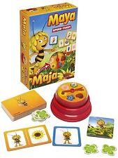 Die Biene Maja Reaktionsspiel Speed Twist Karten Spiel Kinderspiel NEU Geschenk