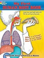 My First Human Body Book (Paperback or Softback)