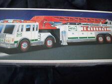 2000 Hess Fire Engine Ladder Truck