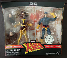 Marvel Legends DARK PHOENIX / CYCLOPS 2-Pack Toys-R-Us Exclusive X-Men NEW!