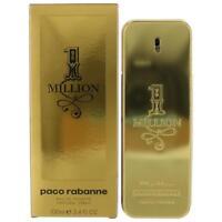 Paco Rabanne 1 Million 100ml Eau de Toilette 3.3 - 3.4oz Men Original New in Box