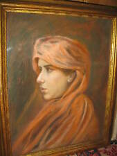SUARDO Giulia Gräfin, *XIX.Jhd. Museales Mädchenportrait