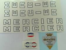 Mercier decal set 70s