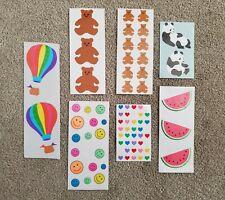 Vintage Sticker Mini Lot * Mrs. Grossman's