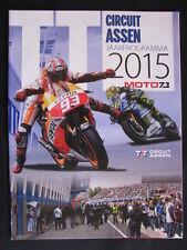 TT Circuit Assen Jaarprogramma 2015