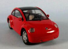 DETAIL CARS VW Beetle Concept 1 (Red) 1/43 Scale Diecast Model RARE!