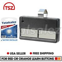 Car Garage Door Gate Remote Opener Control Clicker for Liftmaster 972LM 390Mhz