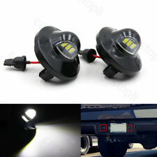 Pair LED License Plate Lights for Ford F150 Expedition Explorer Ranger Lincoln
