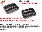 MERCEDES W203 W197 W171 W209 Rear Side Panel Air Ventilation Grille Flap GENUINE