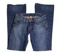 Lucky Brand Women's Size 2/26 Bootcut Jeans Reg. Inseam Denim Medium Wash Blue