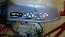 ATTEX 5.30 mini bike minibike decals stickers