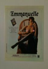 carte postale cinema film érotique Emmanuelle A Cuny S Kristel M Green