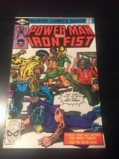Power Man And Iron Fist#69 Incredible Condition 8.5(1981) Cool!!