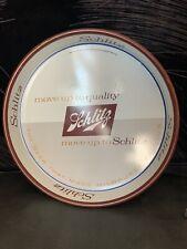 Vintage 1958 Schlitz Beer Tray Joseph Schlitz Brewing Co. Milwaukee Wisconsin