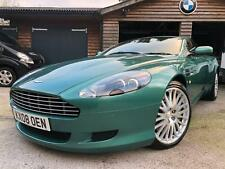 Aston Martin DB9 Coupe Touchtronic V12 2008