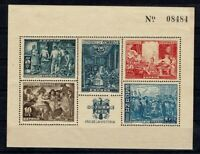 Sellos de España Beneficencia 1939 nº 34 Dia Huérfano Postal Nuevo ( Defectos )