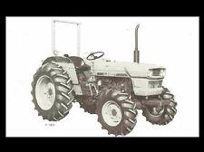 Kubota L345 Tractor Parts Manual -115pg for L345Dt L345W L 345 Service & Repair