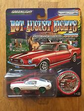 Greenlight 1968 Mustang T5 Chase Green Machine 1 of 777