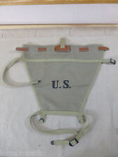 US Army ww2 haversack Extended Pack Carrier/TRAPEZIO rinnovo tempesta bagagli