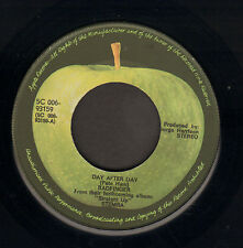 "BADFINGER ‎– Day After Day (1972 DUTCH APPLE VINYL SINGLE 7"")"
